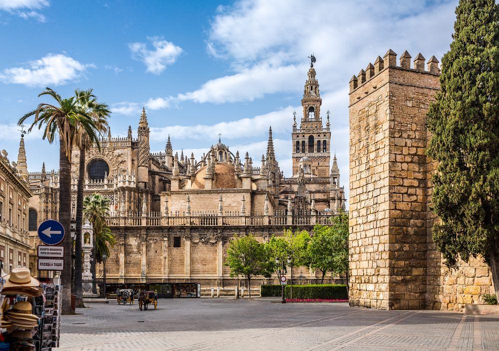 visite cathédrale de Séville - giralda - réservation - horaires - billets
