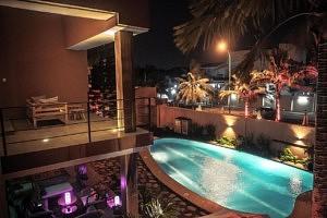 Hôtel à Lomé - le patio - librevoyageur