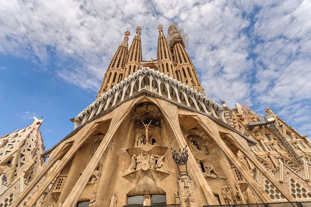Sagrada Familia - librevoyageur