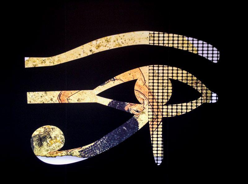musée égyptien de turin - oudjat - oeil horus - librevoyageur