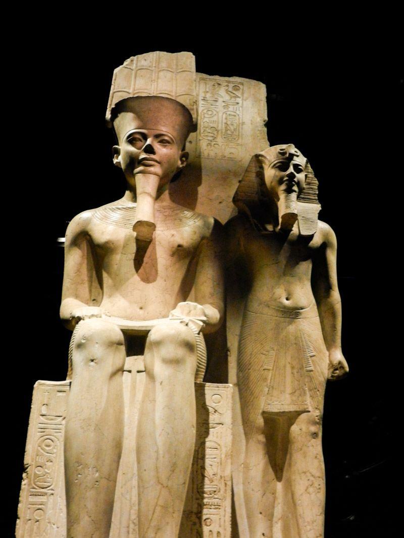 visite musée égyptien de Turin - librevoyageur