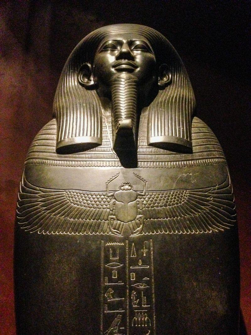 visite musée égyptien de Turin - Thoutmosis - librevoyageur