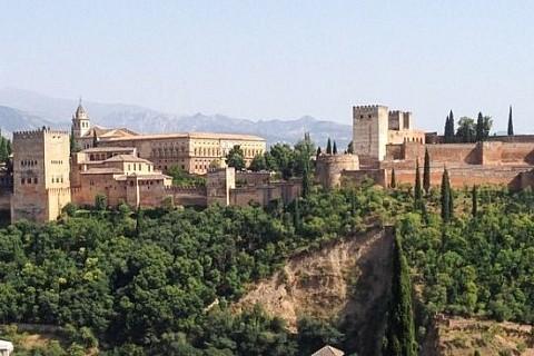 que faire a grenade - que voir - alhambra - librevoyageur