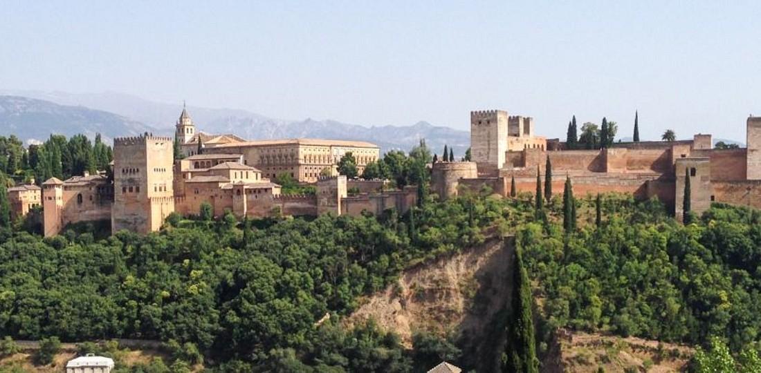 que faire a grenade - alhambra - librevoyageur