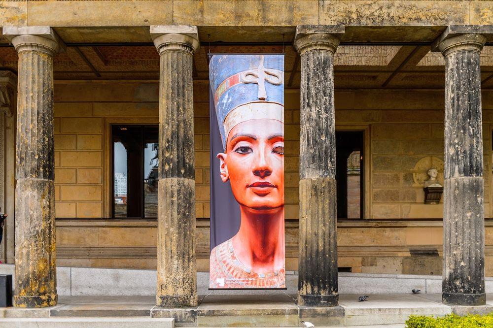 berlin pass - Neues Museum