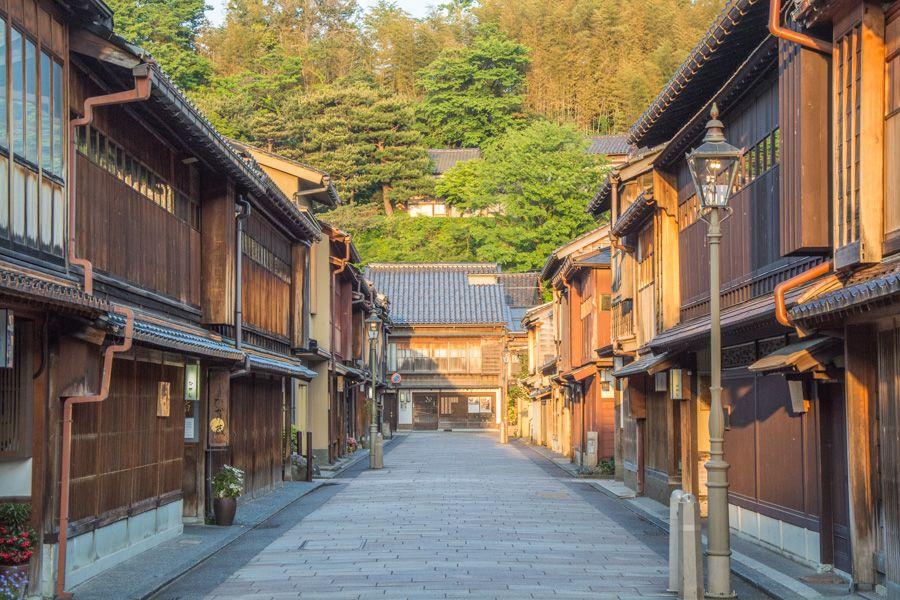 que faire a kanazawa - higashi chaya - librevoyageur