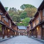Que faire à Kanazawa, la capitale des alpes Japonaises
