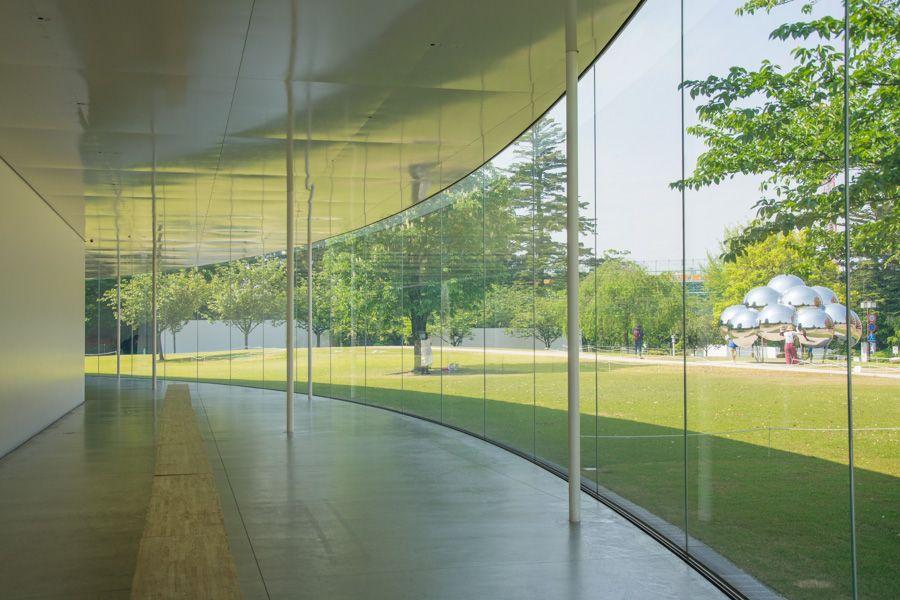 que faire à kanazawa - que visiter - musée d'art contemporain - librevoyageur