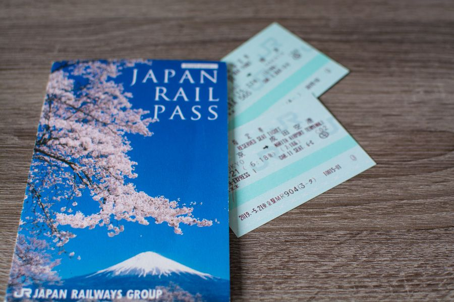 carte JR pass - types de trains