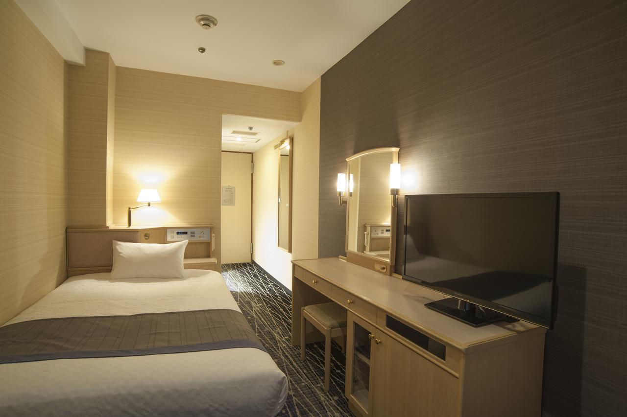 ou loger kyoto - chambre hôtel