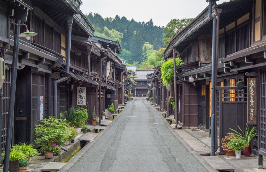 que faire a takayama - Sanmachi-Suji - librevoyageur
