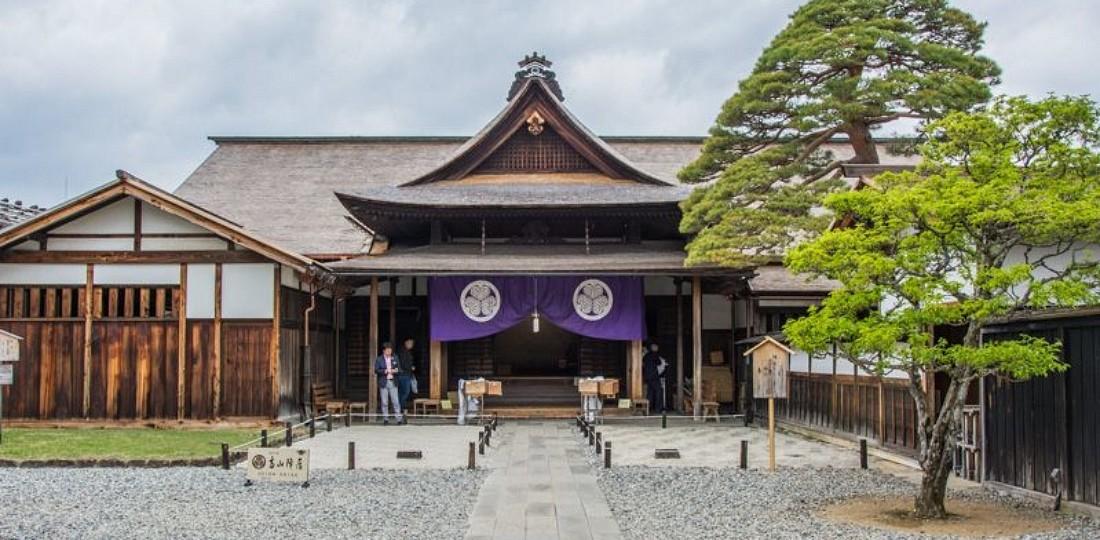 Takayama japon