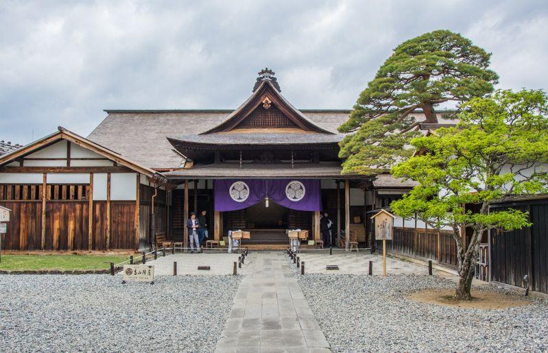 que faire a takayama - visiter takayama - takayama jinya - librevoyageur