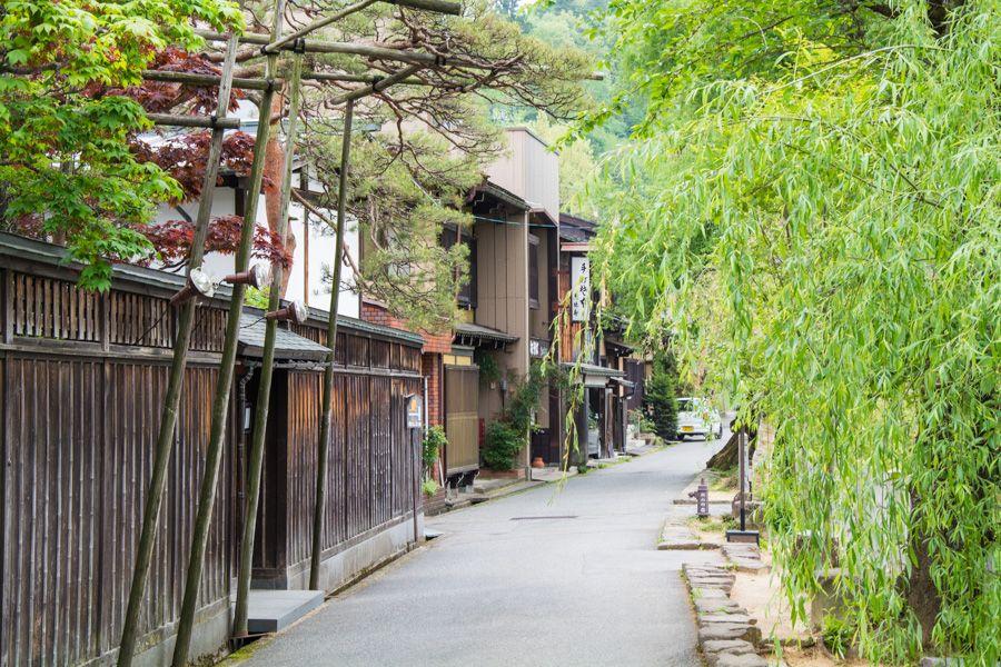 que faire a takayama - visiter takayama - quartiers historiques - librevoyageur