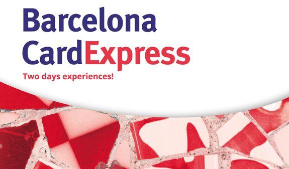 transport barcelone - Barcelona express card