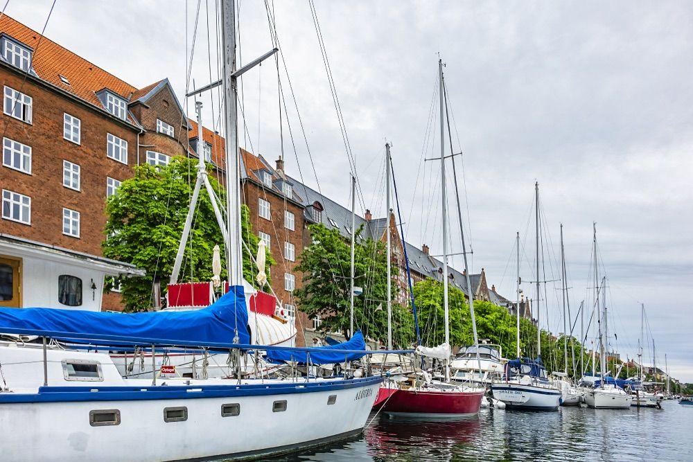 ou loger a copenhague - Christianshavn