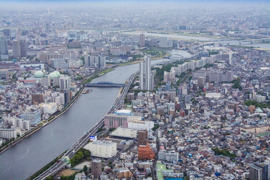 réservation - visite - tokyo skytree - tembo galleria - librevoyageur