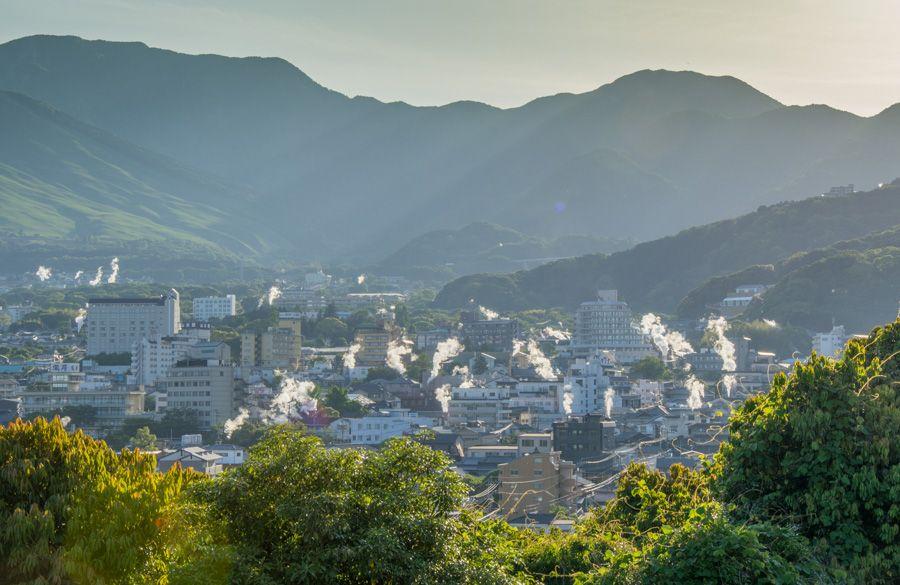 visiter Beppu - que voir - observatoire yukemuri - librevoyageur