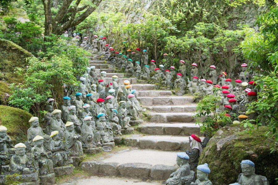 visiter miyajima - Daishi-in