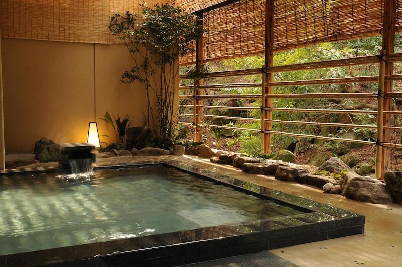 onsen - ryokan - visite miyajima