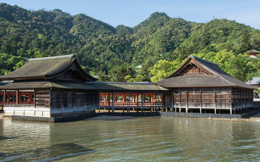 que faire à miyajima - Itsukushima Jinja