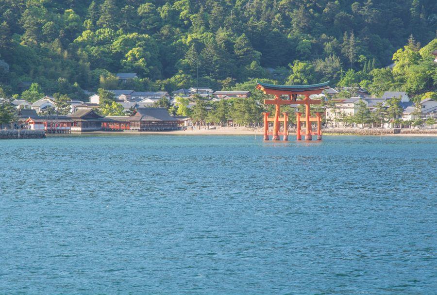 visiter miyajima japon