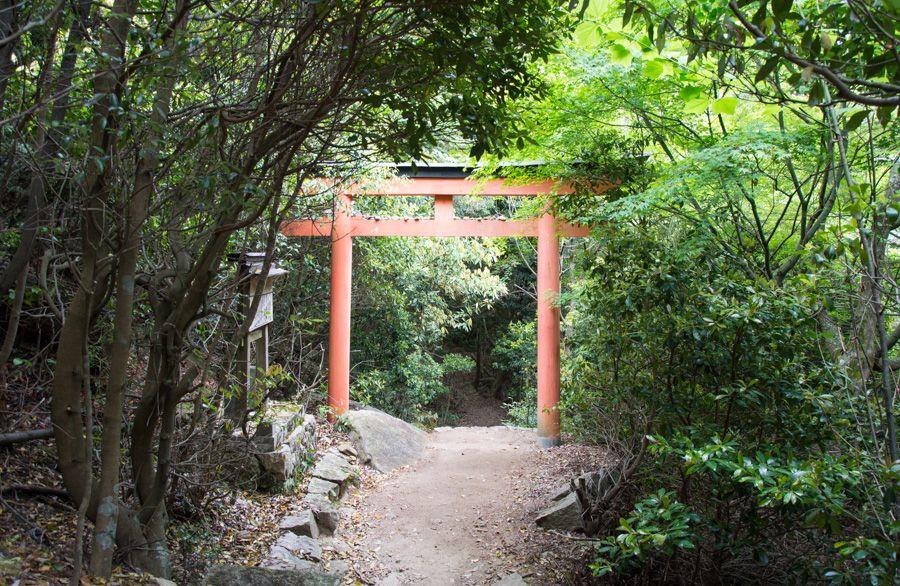 visiter miyajima - randonnée mont misen