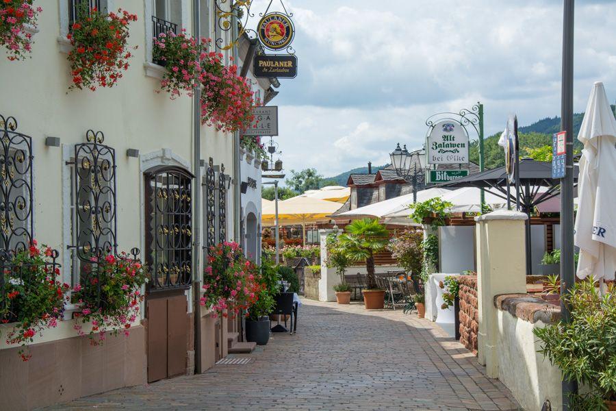 visiter trèves allemagne - restaurants - Zurlaubener Ufer