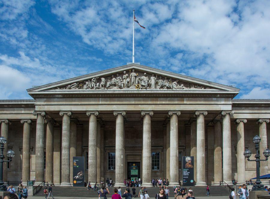 que visiter à londres - british museum - librevoyageur