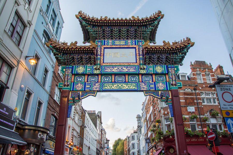 que visiter à londres - chinatown - librevoyageur