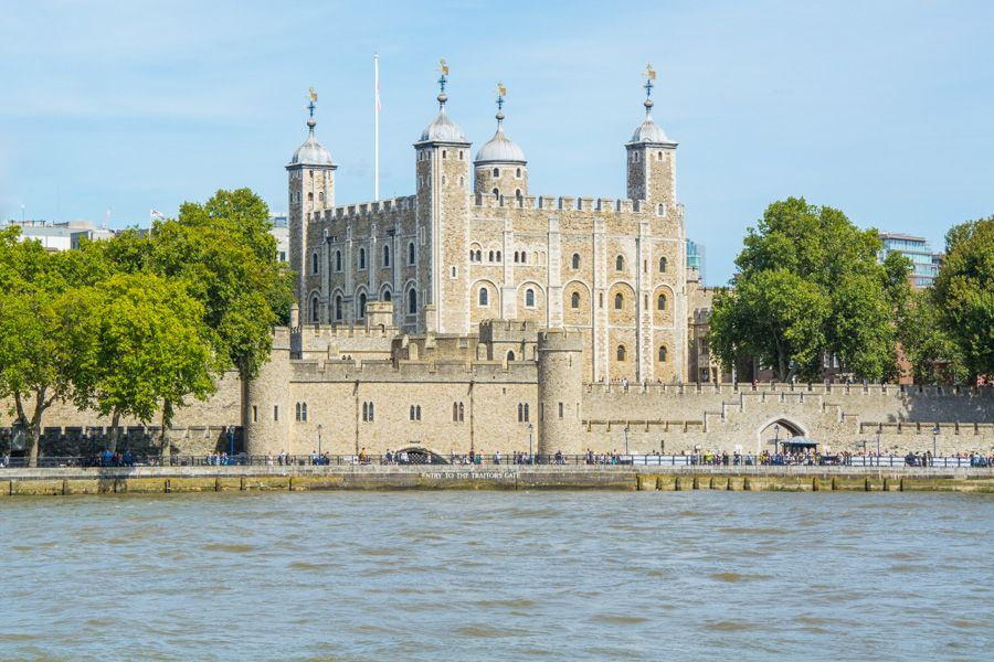 que voir à londres - tower of london - librevoyageur