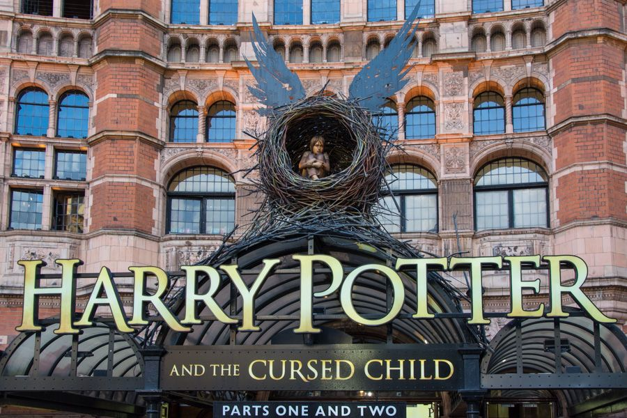 que faire à londres - visite guidée harry potter - librevoyageur