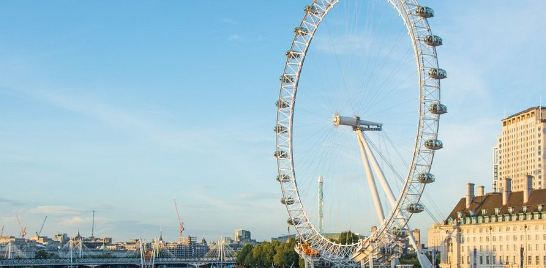 visite london Eye - londres