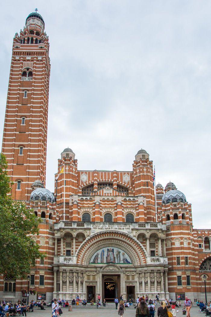 cathédrale de Westminster - Londres