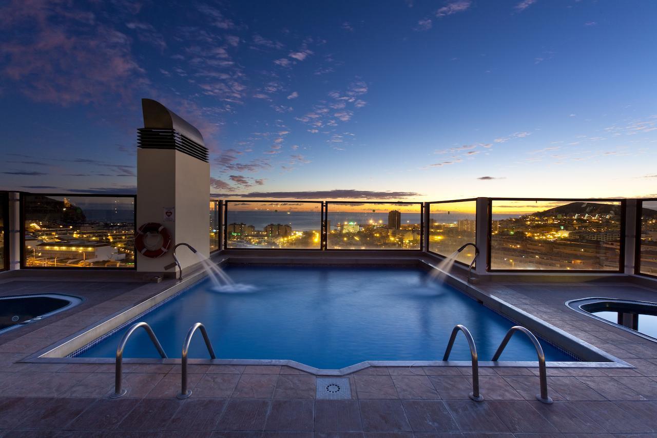piscine hotel los cristianos