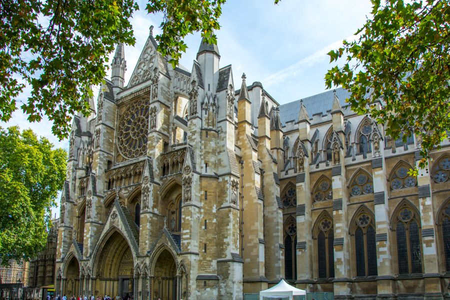 visite abbaye de westminster - londres - librevoyageur