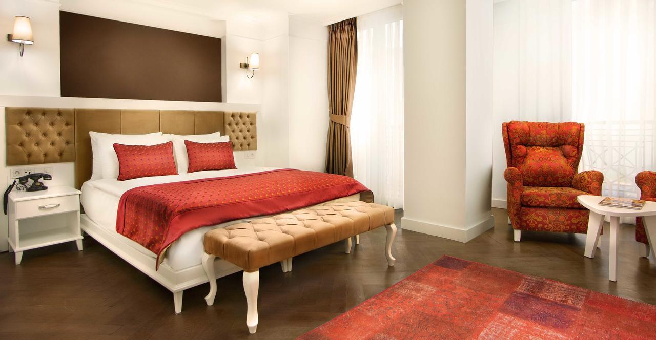 ou séjourner a istanbul - karakoy