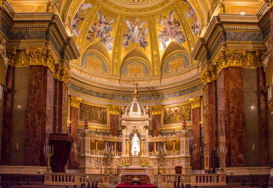 basilique saint etienne de pest