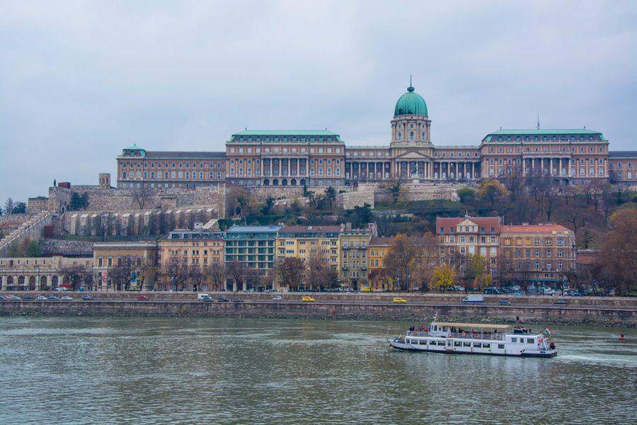 palais de Budavár - budapest