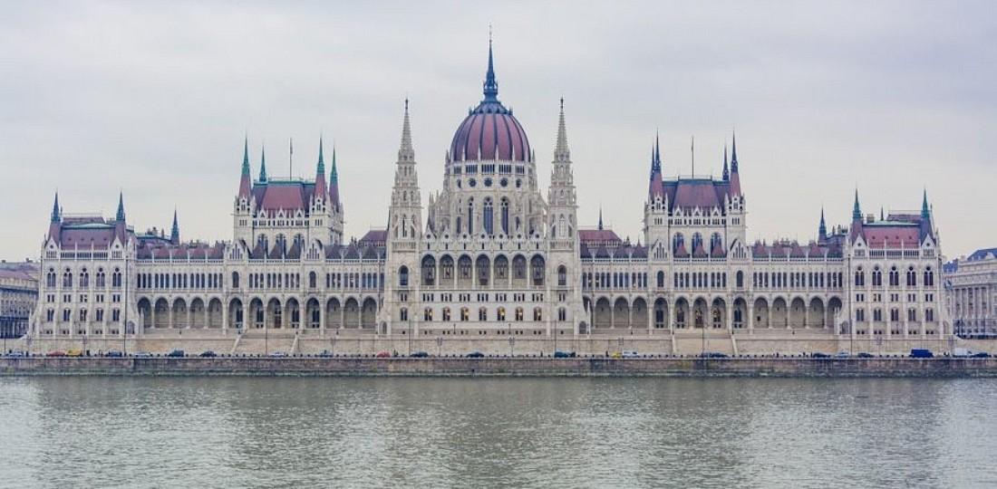 Visite parlement de Budapest