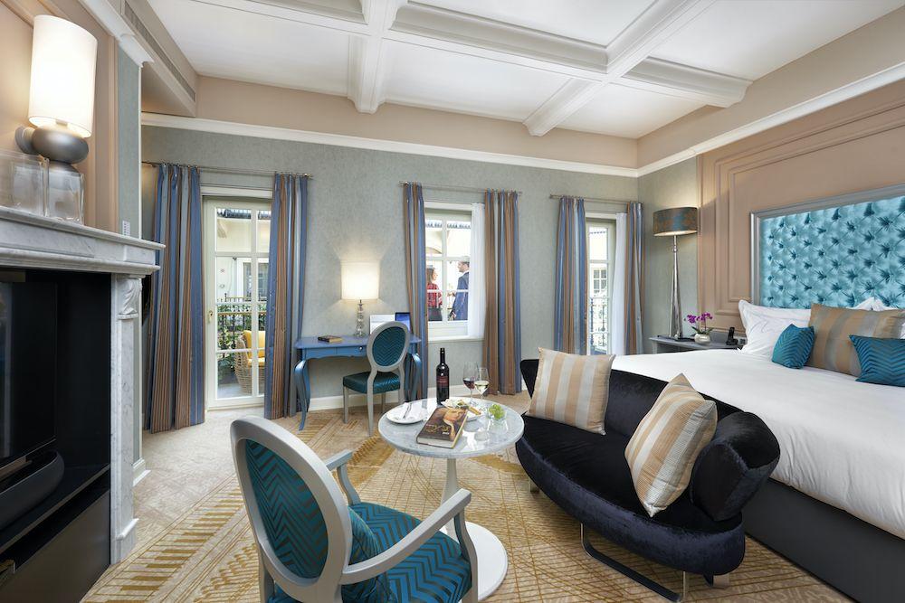 aria hotel - aile musique classique - budapest