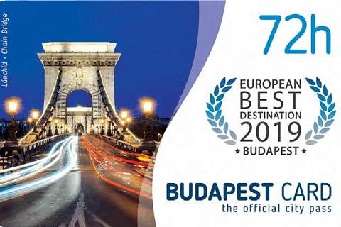 budapest card - pass touristique - avantages - avis