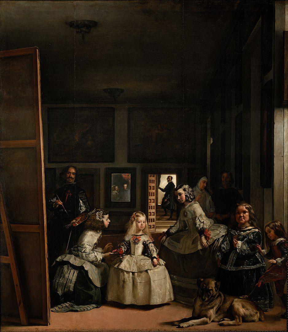 Las meninas de Diego Velásquez - musée du prado