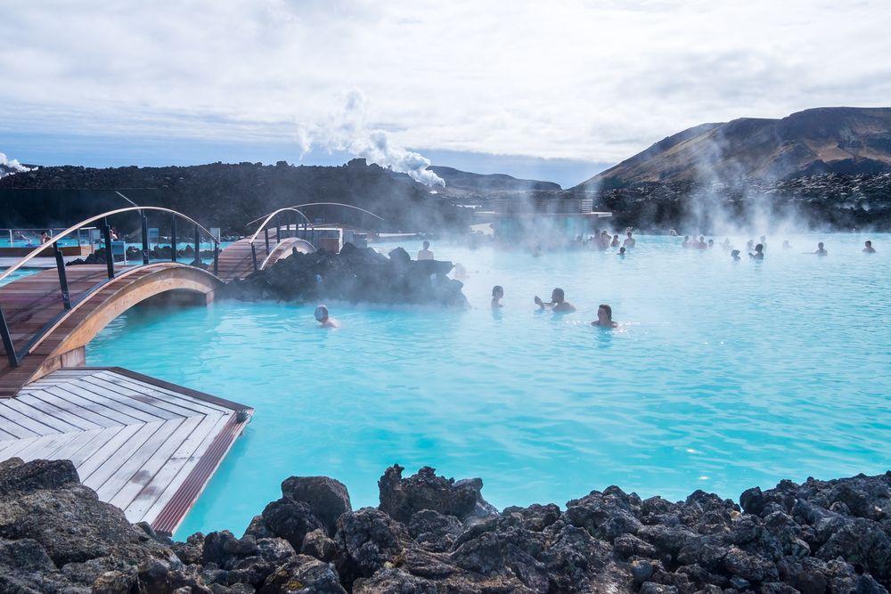 que faire en islande - blue lagon