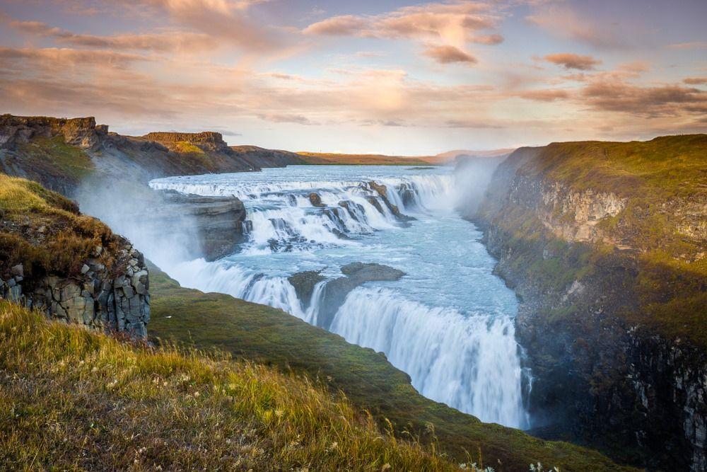 que faire en islande - gullfoss