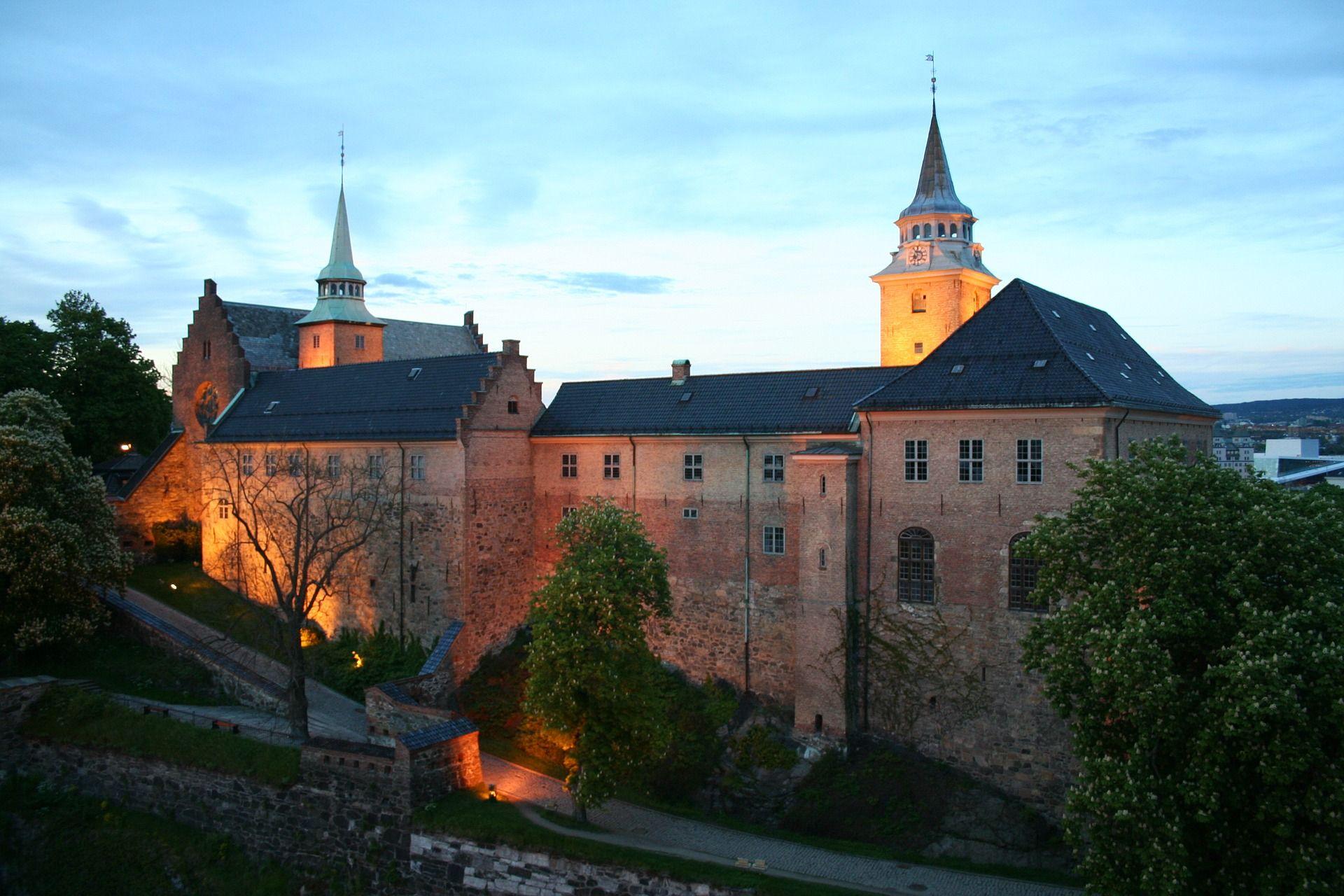 oslo pass - chateau akershus