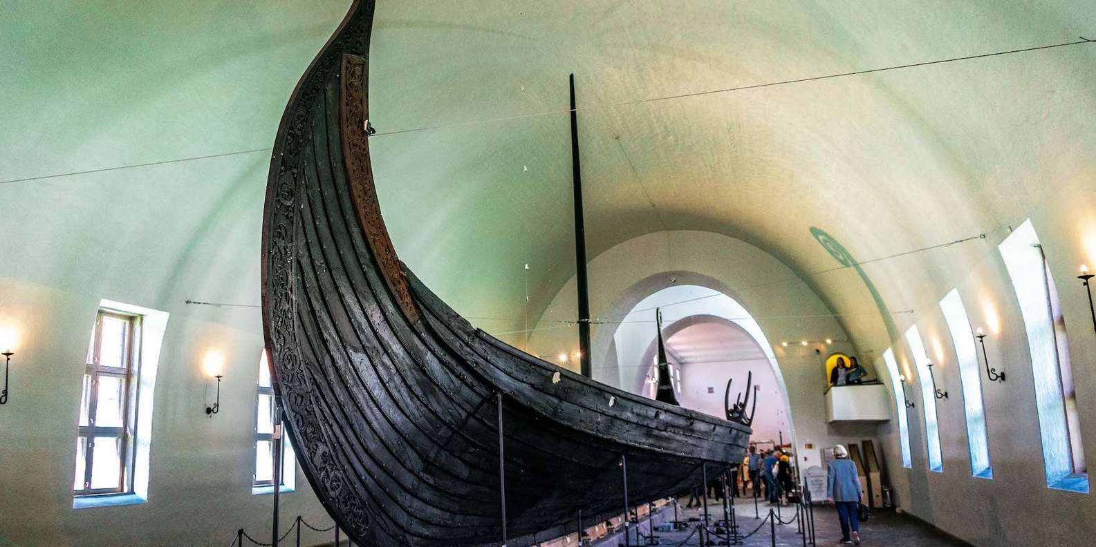 oslo pass - musee bateaux vikings