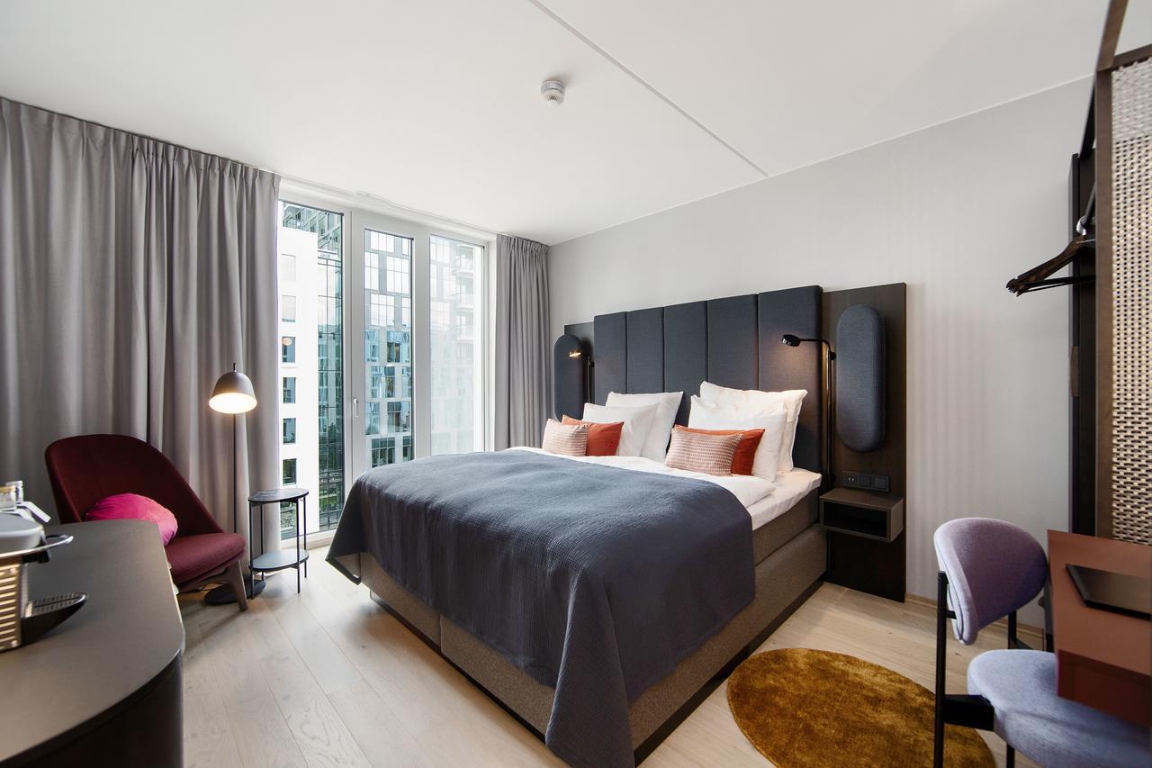 hotel ou dormir à oslo - gamle oslo