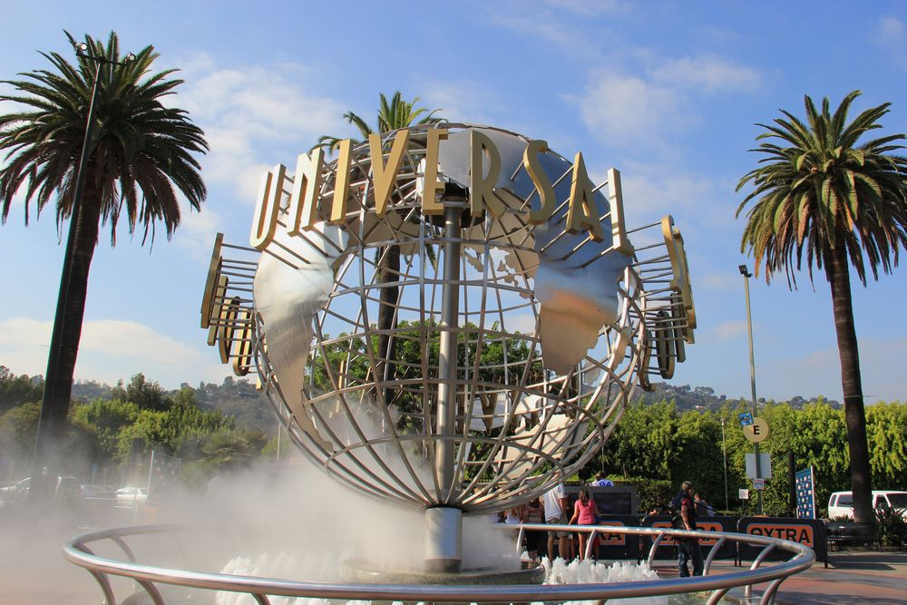 parc studios universal - LA