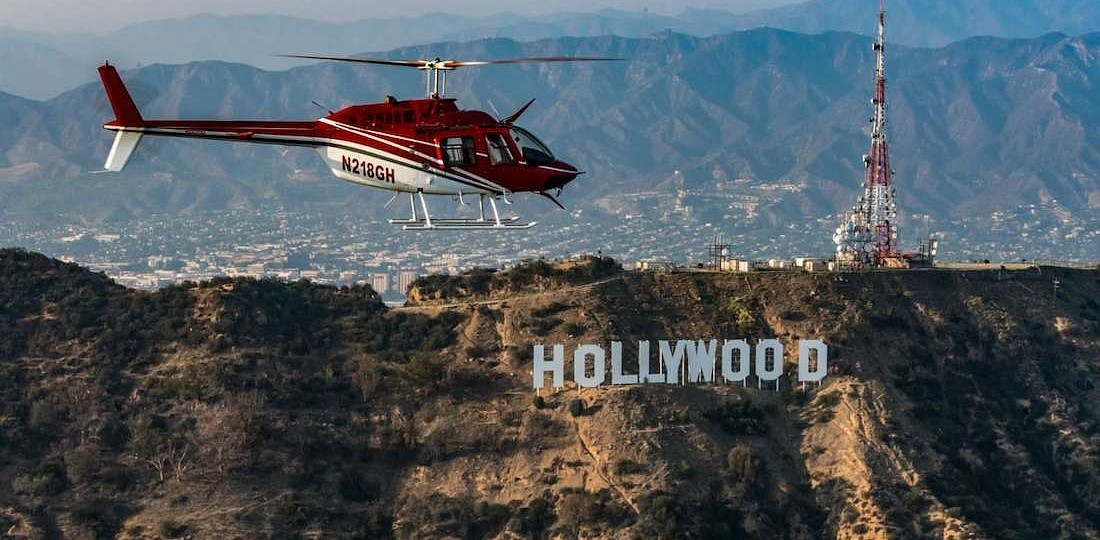 vol hélicoptère los angeles